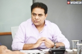 KTR Responds on Save Nallamala