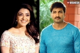 Kajal  news, Kajal next, kajal has no time for gopichand, People