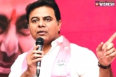 parliamentary elections, naidu in Andhra Pradesh, naidu deceiving people of ap claims ktr, People