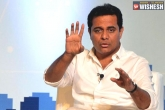 Telangana, Telangana, people wants trs to continue governance in telangana says ktr, People