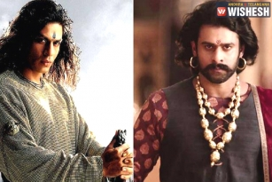 Prabhas Clarifies, Says SRK Not Part of 'Baahubali-The Conclusion'