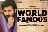 Vijay Devarakonda's Next Titled World Famous Lover