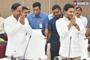 YS Jagan, KCR to Meet on Sept. 24 over Godavari Water Issue