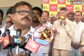 YSRCP and TDP Exchange Words after Kodela Siva Prasad Rao's Demise