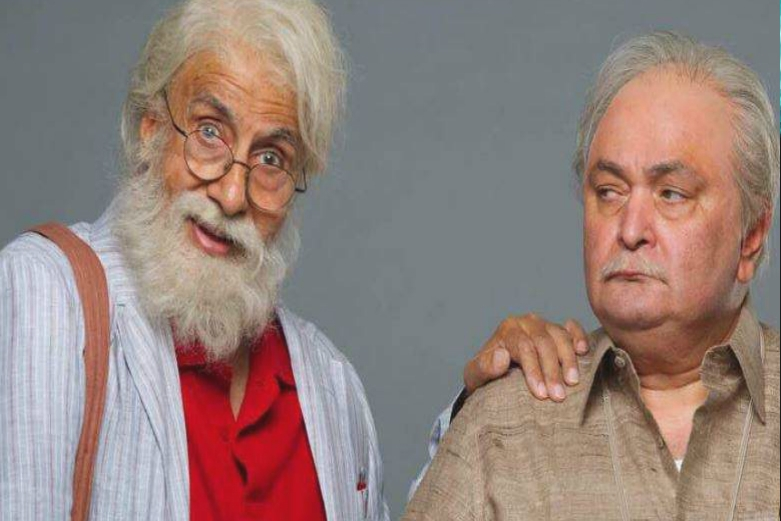 Big B, Rishi Kapoor To Play Father-Son Duo In Next?