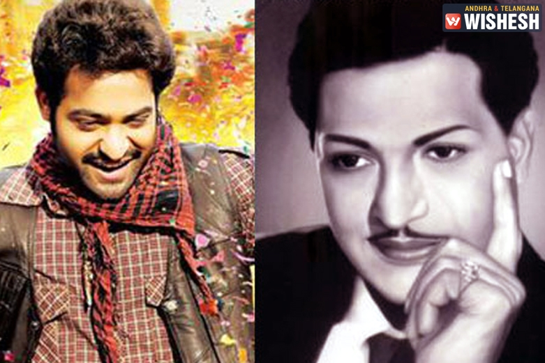 NTR to imitate his grand father in Savitri biopic