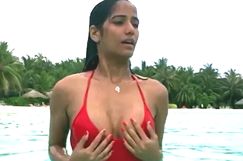 baywatch with poonam pandey hot video