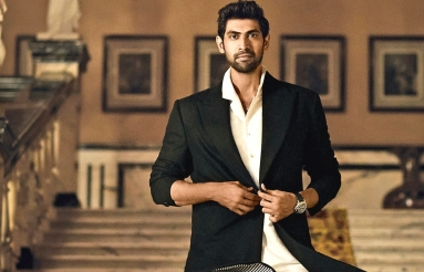 Rana Daggubati New Wallpapers