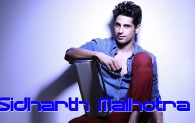 SIDHARTH MALHOTRA WALLPAPES