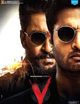 V Movie Review, Rating, Story, Cast & Crew