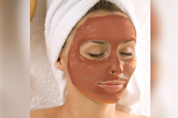 Dark Chocolate And Clay Face Mask