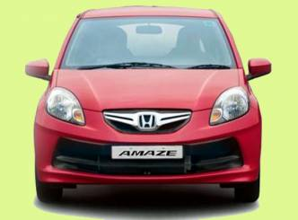Honda's first diesel car, Amaze, launches next week
