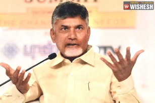 AP CM Naidu Challenges PM Modi For Debate On His Rule's Benefits