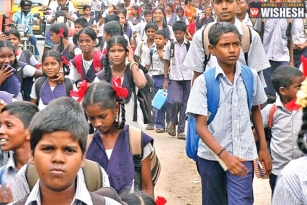 AP Govt Declares Three Days Holidays For Schools