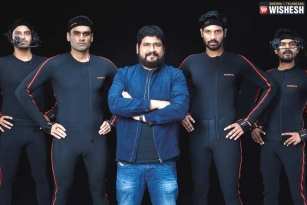 Motion Capture Work for Adipurush begins today