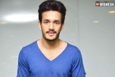 Akhil second film, Hello movie, akhil s tuesday surprise from hello, Posters