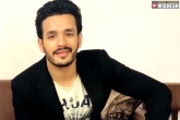Newbie Locked Beside Akhil Akkineni