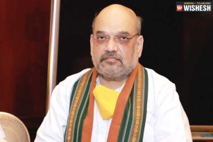 Amit Shah Tested Positive For Coronavirus