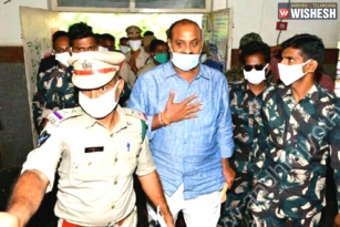 Atchan Naidu Custody Extended For Three More Days