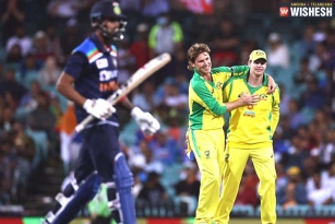 First ODI: Australia Beat India By 66 Runs