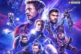 Avengers: Endgame collections, Avengers: Endgame, avengers endgame opens with a bang in telugu states, Hollywood movies