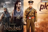 Baahubali records, Baahubali collections, baahubali got a weapon to hunt pk, Baahubali records