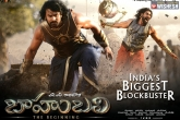 Baahubali, Baahubali records, baahubali puts an end to star ism, Baahubali records