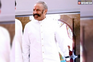 Balakrishna's Aghora Look For His Next