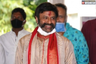 Balakrishna Flooded With Birthday Wishes On Twitter