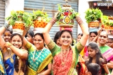 Bonalu Celebrations, Mahankali Bonalu, city decked up for bonalu feast this weekend, Bonalu