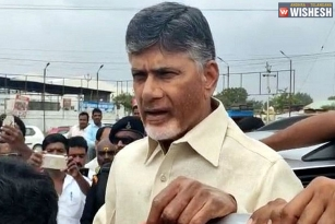 Chandrababu Naidu A Part Of Insider Trading In Amaravati Capital Region
