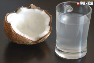 Coconut Water Best for Hair Growth