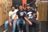 DSP Completes The Tunes For Allu Arjun's Pushpa