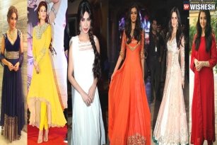 Different Styles Of Indian Salwar Kameez