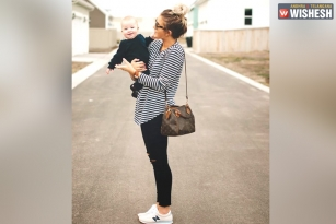 10 Best Fashion Tips For New Moms