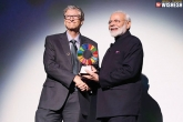 Narendra Modi updates, Golden Goalkeeper Award, narendra modi conferred with global goalkeeper award, Keep