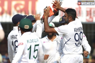 First Test: India Slam Bangladesh by an Innings and 130 Runs