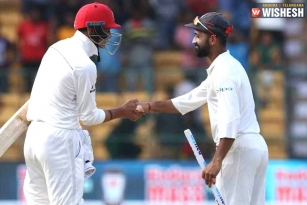 India Crush Afghanistan In Two Days By An Innings And 262 Runs