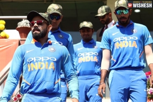 Indian Cricketers Donate Their Match Fee For Indian Armed Forces