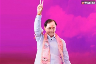 KCR Gears Up For GHMC Show