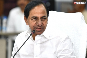 KCR's Lunch Meeting with TSRTC Employees