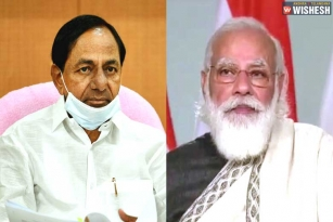 KCR Asked Not To Come To Receive Narendra Modi At The Airport