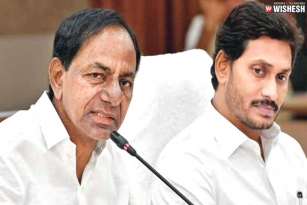 KCR Heading For A Tussle With YS Jagan Over Krishna Water Row