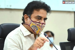 KTR Makes Sensational Comments On Narendra Modi
