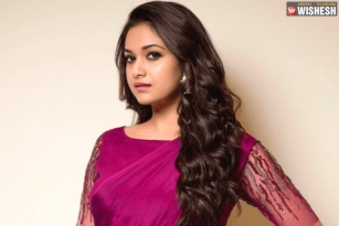 Shocking rumor across social media about Keerthy Suresh