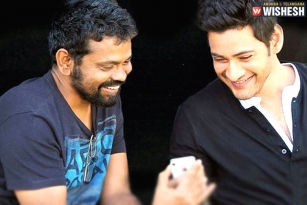 Mahesh Babu - Sukumar Project On Cards?