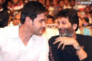 Mahesh And Trivikram To Work Together Soon?