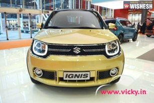 Rumour: Maruti to launch Ignis in India on January 13