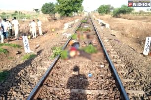 14 Migrant Workers Dead After A Goods Train Runs Over Them