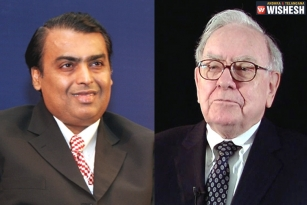Mukesh Ambani Is Now Richer Than Warren Buffett
